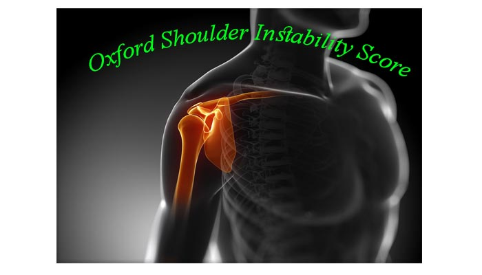 Oxford Shoulder Instability Score