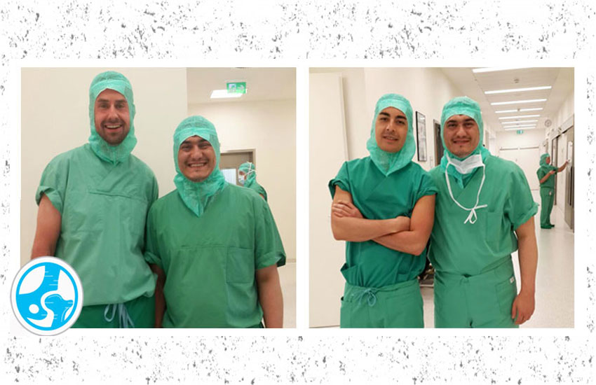 Hip&Knee Arthroplasty course,Hamburg,2015
